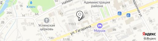 Единый расчетно-кассовый центр на карте Ессентукской