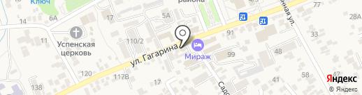РИМ на карте Ессентукской