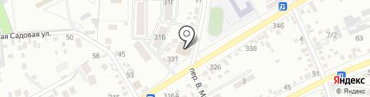 Магазин торгтехники на карте Ессентуков