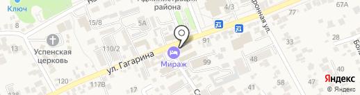 Иконная лавка на карте Ессентукской