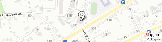 Строй Партия на карте Ессентуков