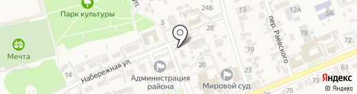 Компания на карте Ессентукской