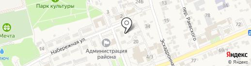Консультант на карте Ессентукской
