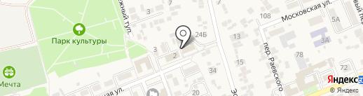 ИФНС на карте Ессентукской