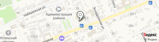 Межпоселенческая библиотека Предгорного района на карте Ессентукской