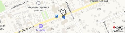 МегаФон на карте Ессентукской