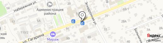 МТС на карте Ессентукской