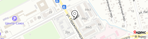 Приват на карте Ессентуков