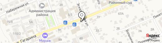 Билайн на карте Ессентукской