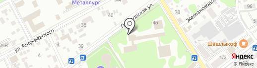 Оздоровительный кабинет на карте Ессентуков