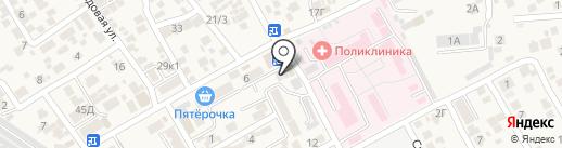 Банкомат, Банк ВТБ 24, ПАО на карте Ессентукской