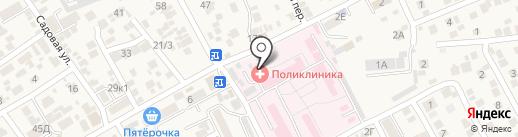 Ингосстрах-М на карте Ессентукской