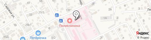 Банкомат, Сбербанк России на карте Ессентукской