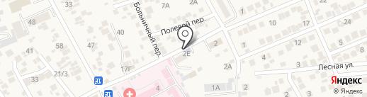Автошкола на карте Ессентукской