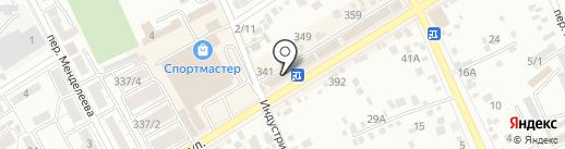 Статус на карте Ессентуков