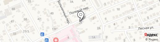 ДОСААФ России на карте Ессентукской