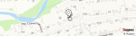 КГМТ на карте Ессентукской