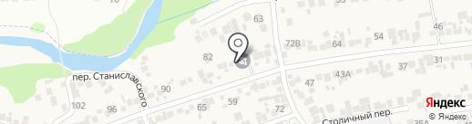 Кисловодский государственный многопрофильный техникум на карте Ессентукской