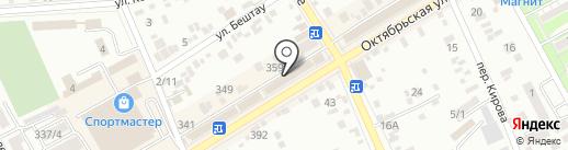 Ломбард Южный Экспресс на карте Ессентуков