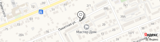 ВГИКФО на карте Ессентукской