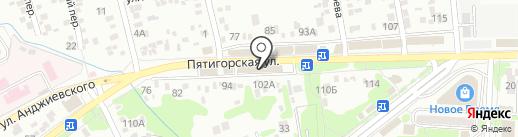 Giro+ на карте Ессентуков