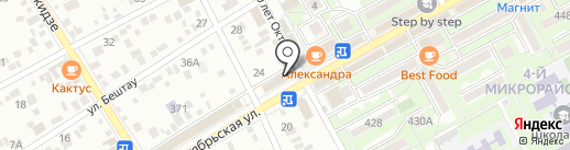 Freestyle на карте Ессентуков