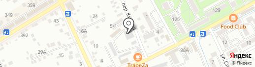 Фарт на карте Ессентуков