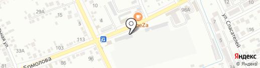 Компания по ремонту и обивке мягкой мебели на карте Ессентуков