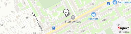 БиК на карте Ессентуков
