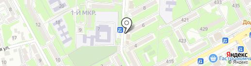 Игра на карте Ессентуков