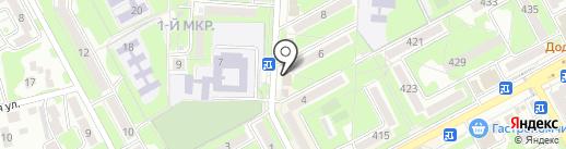 Суши Тай на карте Ессентуков