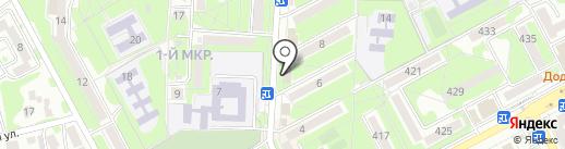 Magia pizza на карте Ессентуков