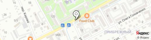 Счастливый дом на карте Ессентуков
