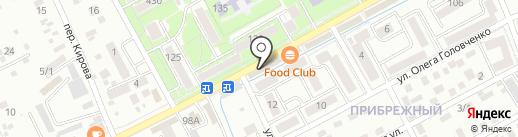 Незабудка на карте Ессентуков