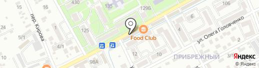 Хозтоварищ на карте Ессентуков