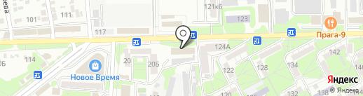 Ессентукская городская организация профсоюза работников здравоохранения РФ на карте Ессентуков