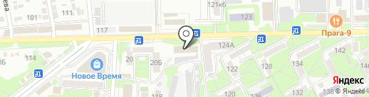 Инталио на карте Ессентуков