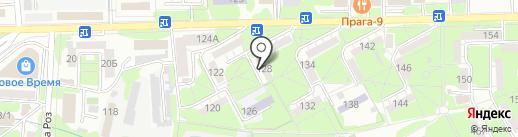 Библиотека №1 на карте Ессентуков