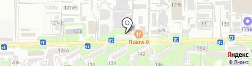 Банкомат, Газпромбанк на карте Ессентуков