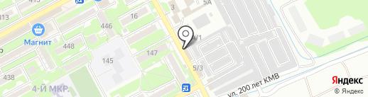Арт-Стиль на карте Ессентуков