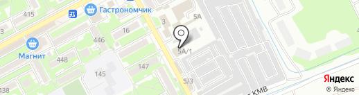 ЦЕХ на карте Ессентуков