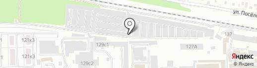 Жигули №1 на карте Ессентуков