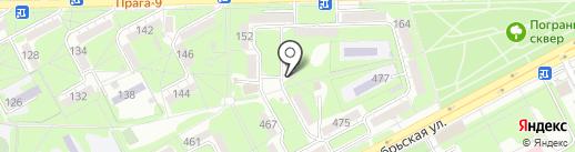 ДОСААФ России на карте Ессентуков