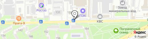 Магазин электрики на карте Ессентуков