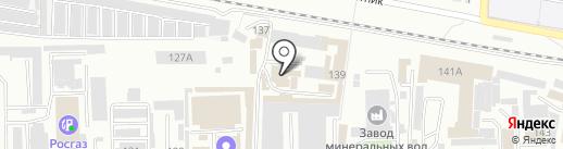 Garage Servise на карте Ессентуков