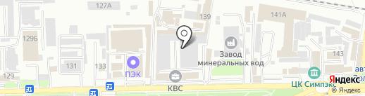 Сервисная компания на карте Ессентуков