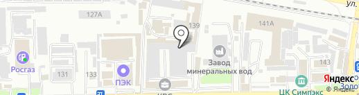 AutoLap.ru на карте Ессентуков