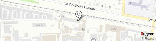 ПАН МЕБЕЛЬ на карте Ессентуков