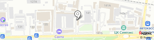 Vogue на карте Ессентуков