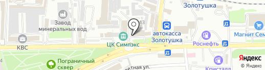 Go26.ru на карте Ессентуков